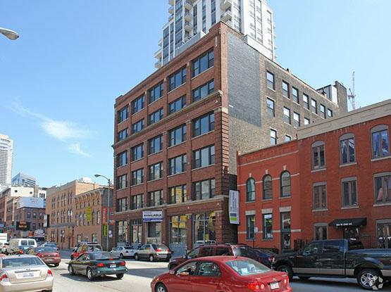 Investor Flips River North Loft Office Building