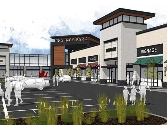 Regency Park Gets Green Light